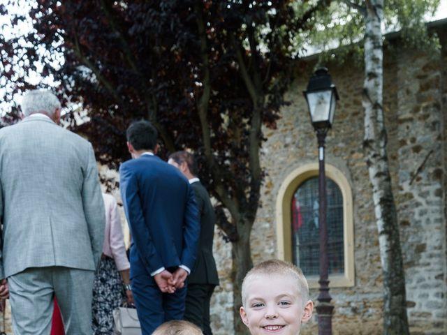 Le mariage de Aurélien et Aurélia à Paray-Vieille-Poste, Essonne 21