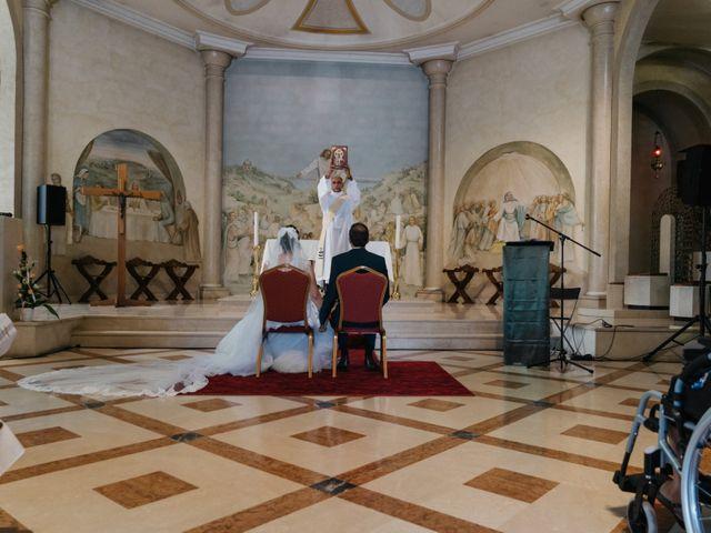 Le mariage de Aurélien et Aurélia à Paray-Vieille-Poste, Essonne 25