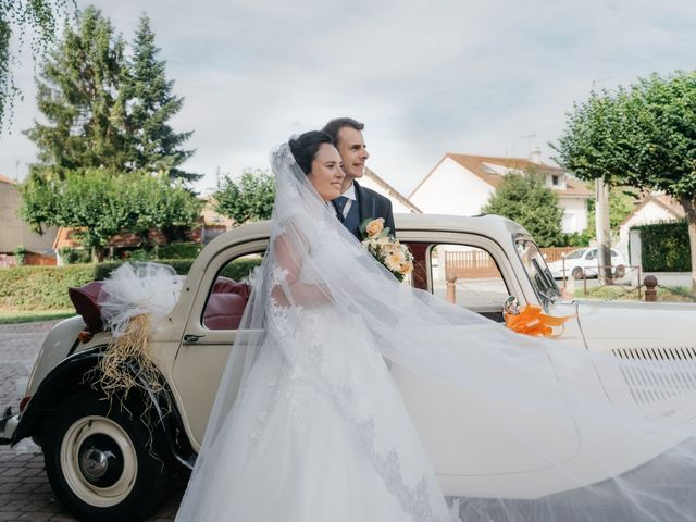 Le mariage de Aurélien et Aurélia à Paray-Vieille-Poste, Essonne 44