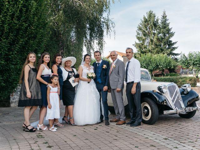 Le mariage de Aurélien et Aurélia à Paray-Vieille-Poste, Essonne 47