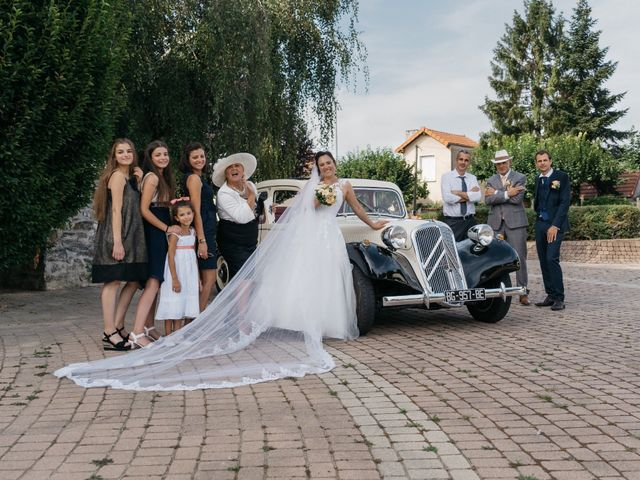 Le mariage de Aurélien et Aurélia à Paray-Vieille-Poste, Essonne 48