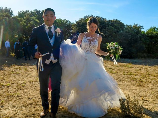 Le mariage de Clélia et Jean-Philippe