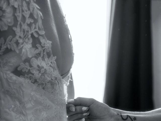 Le mariage de Benjamin et Ana à Mehun-sur-Yèvre, Cher 4
