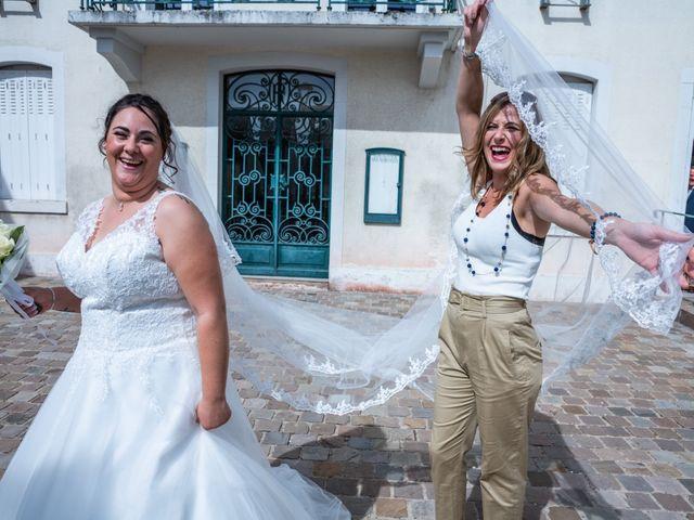 Le mariage de Benjamin et Ana à Mehun-sur-Yèvre, Cher 7