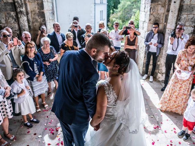 Le mariage de Benjamin et Ana à Mehun-sur-Yèvre, Cher 9