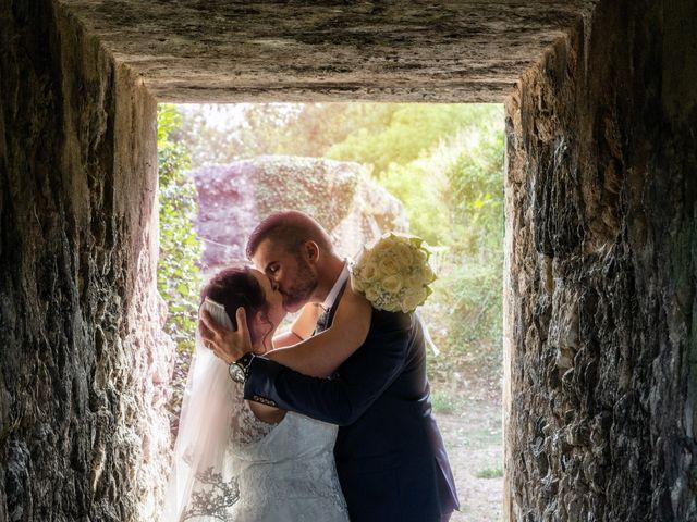 Le mariage de Benjamin et Ana à Mehun-sur-Yèvre, Cher 16