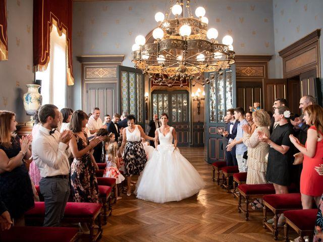 Le mariage de Antonin et Alexia à Bourg-lès-Valence, Drôme 12