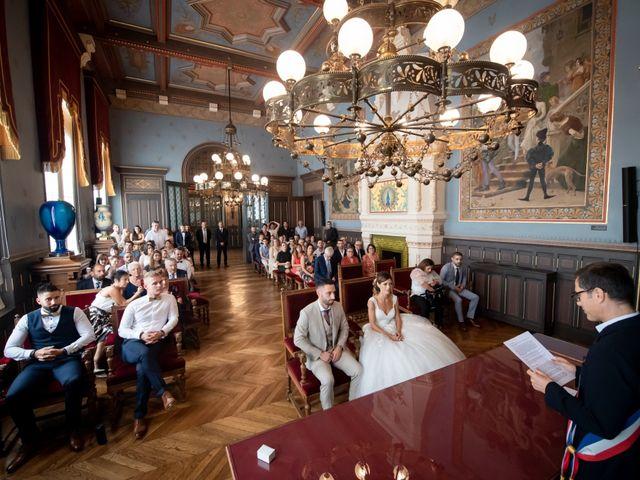 Le mariage de Antonin et Alexia à Bourg-lès-Valence, Drôme 13