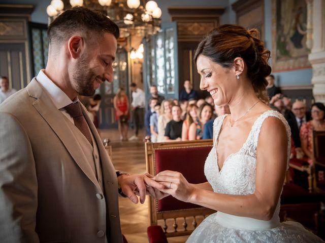 Le mariage de Antonin et Alexia à Bourg-lès-Valence, Drôme 19