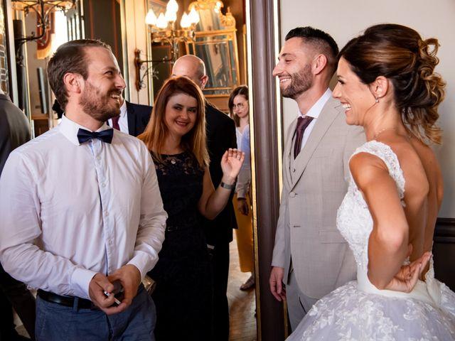 Le mariage de Antonin et Alexia à Bourg-lès-Valence, Drôme 21