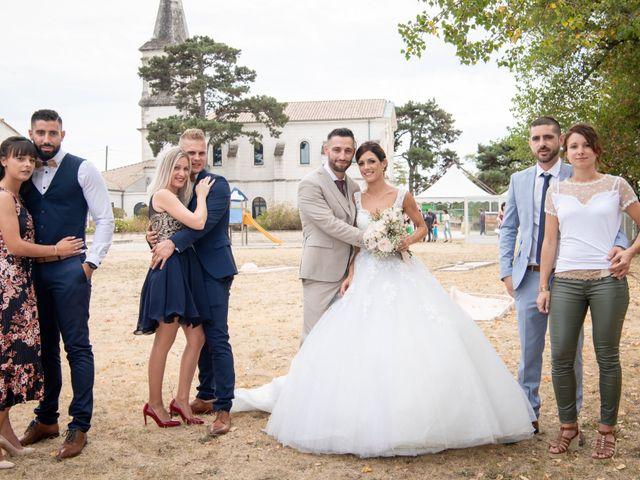 Le mariage de Antonin et Alexia à Bourg-lès-Valence, Drôme 23