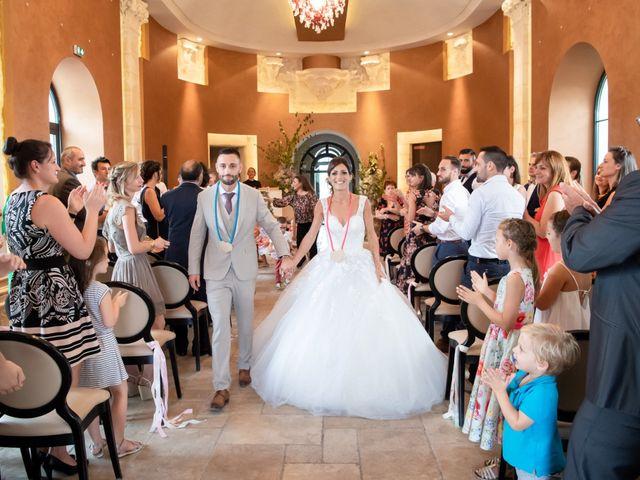 Le mariage de Antonin et Alexia à Bourg-lès-Valence, Drôme 27