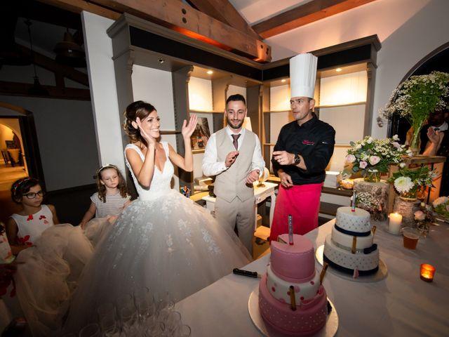 Le mariage de Antonin et Alexia à Bourg-lès-Valence, Drôme 38