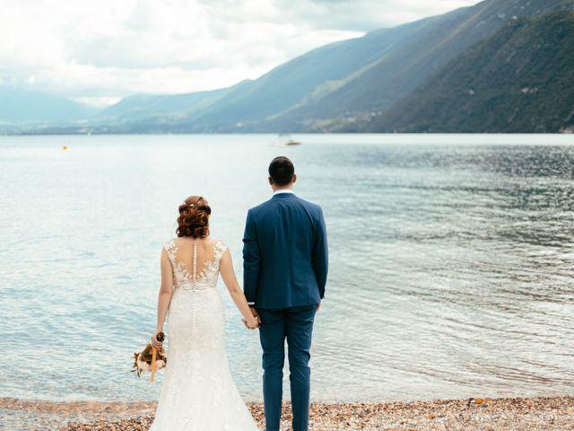 Le mariage de Bogdan et Romane à Aix-les-Bains, Savoie 2