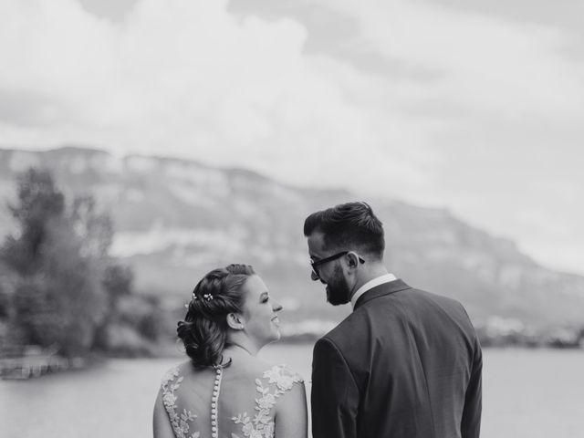 Le mariage de Bogdan et Romane à Aix-les-Bains, Savoie 4