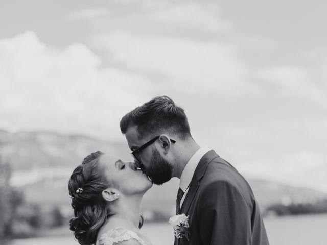 Le mariage de Bogdan et Romane à Aix-les-Bains, Savoie 5