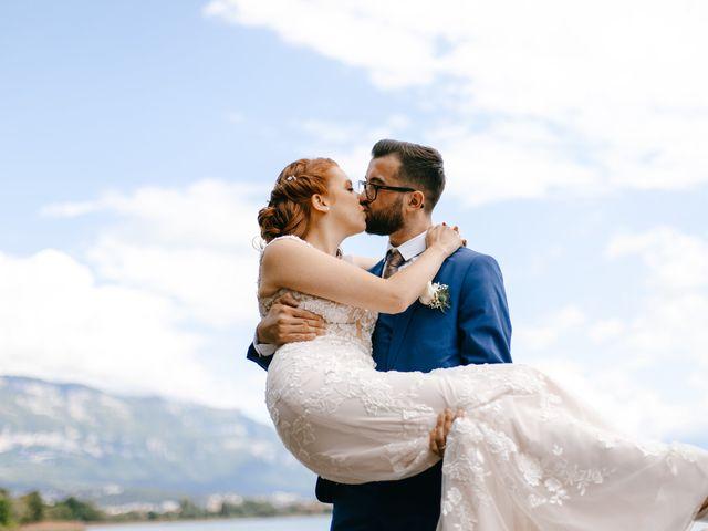 Le mariage de Bogdan et Romane à Aix-les-Bains, Savoie 7