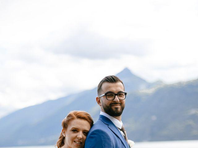 Le mariage de Bogdan et Romane à Aix-les-Bains, Savoie 8