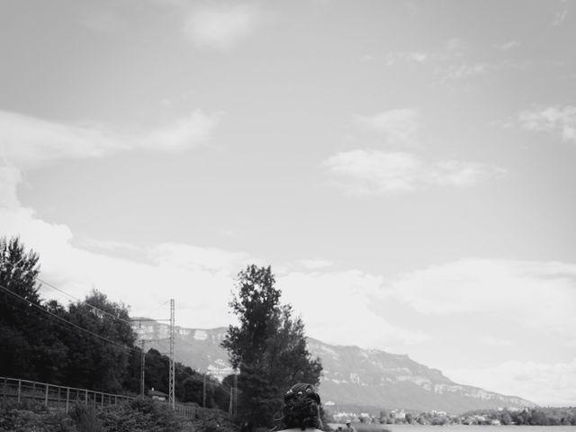 Le mariage de Bogdan et Romane à Aix-les-Bains, Savoie 9