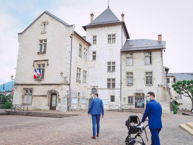 Le mariage de Bogdan et Romane à Aix-les-Bains, Savoie 38