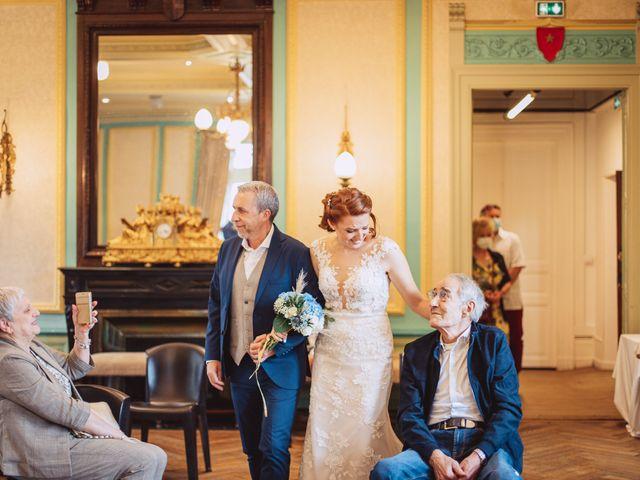 Le mariage de Bogdan et Romane à Aix-les-Bains, Savoie 45
