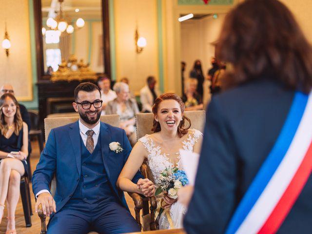 Le mariage de Bogdan et Romane à Aix-les-Bains, Savoie 51