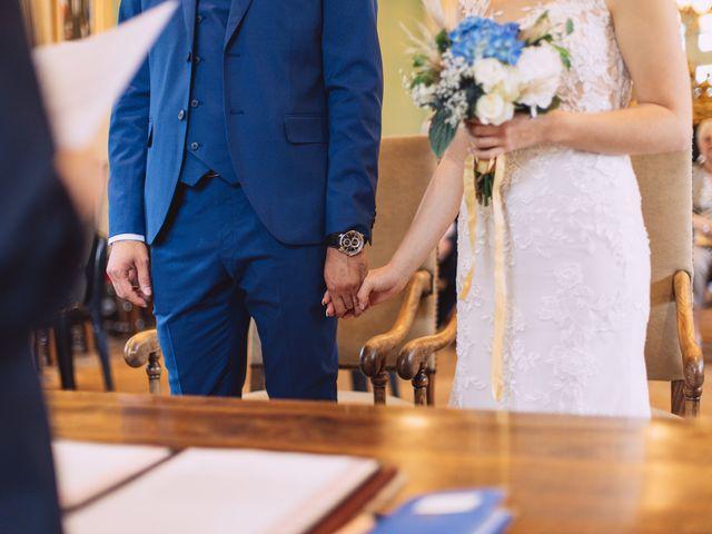 Le mariage de Bogdan et Romane à Aix-les-Bains, Savoie 52
