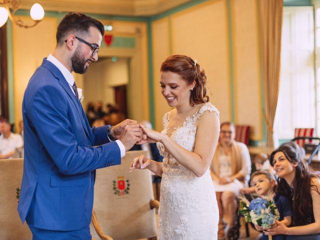 Le mariage de Bogdan et Romane à Aix-les-Bains, Savoie 55