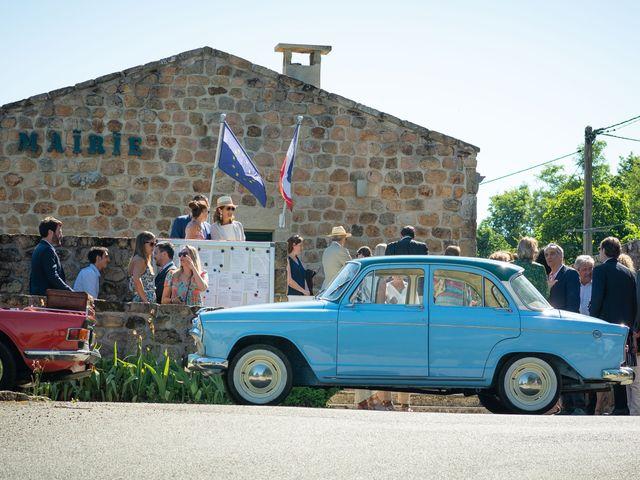 Le mariage de Frédérique et Christophe à Boffres, Ardèche 2