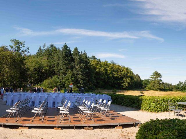 Le mariage de Frédérique et Christophe à Boffres, Ardèche 4