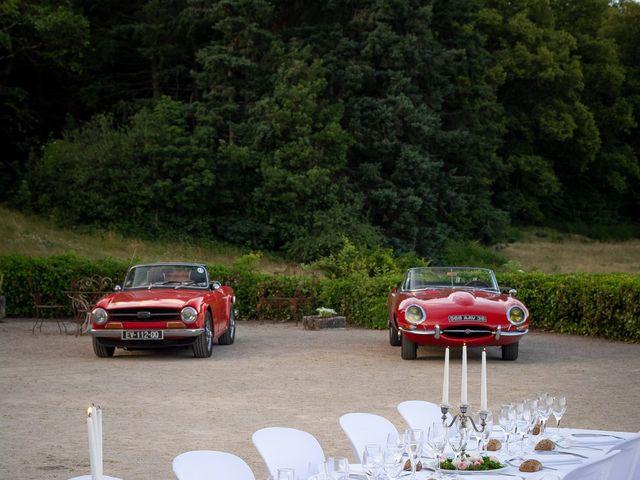 Le mariage de Frédérique et Christophe à Boffres, Ardèche 5