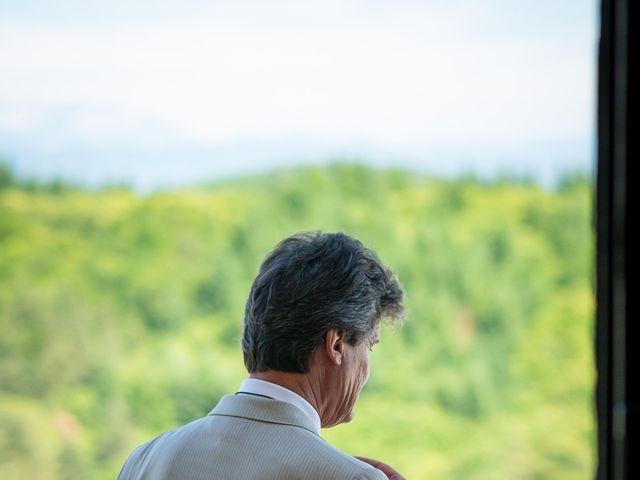 Le mariage de Frédérique et Christophe à Boffres, Ardèche 8