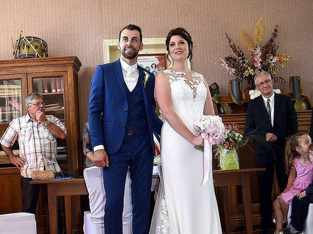 Le mariage de Aurélien et Allison à Bazoches, Nièvre 3