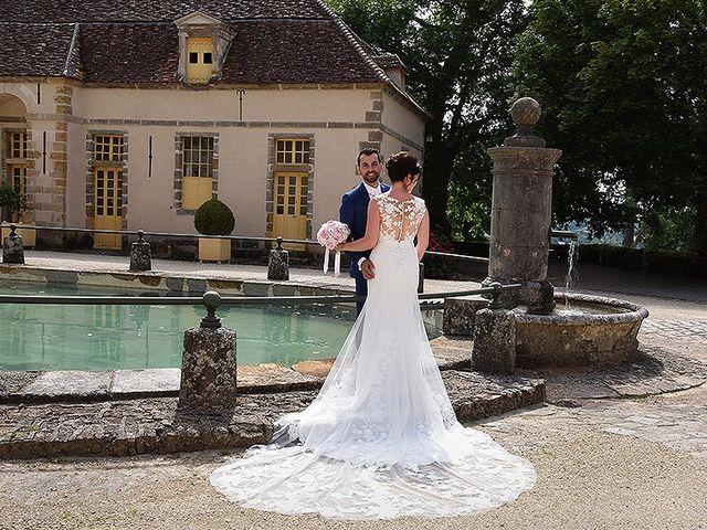 Le mariage de Aurélien et Allison à Bazoches, Nièvre 1