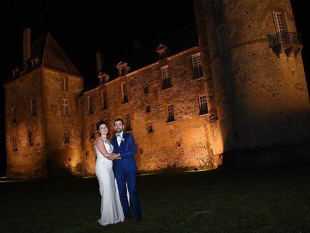 Le mariage de Aurélien et Allison à Bazoches, Nièvre 5