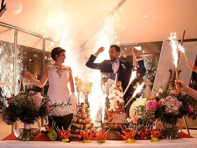 Le mariage de Aurélien et Allison à Bazoches, Nièvre 6