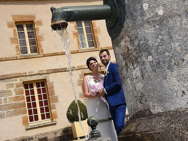 Le mariage de Aurélien et Allison à Bazoches, Nièvre 14