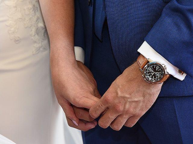 Le mariage de Aurélien et Allison à Bazoches, Nièvre 15