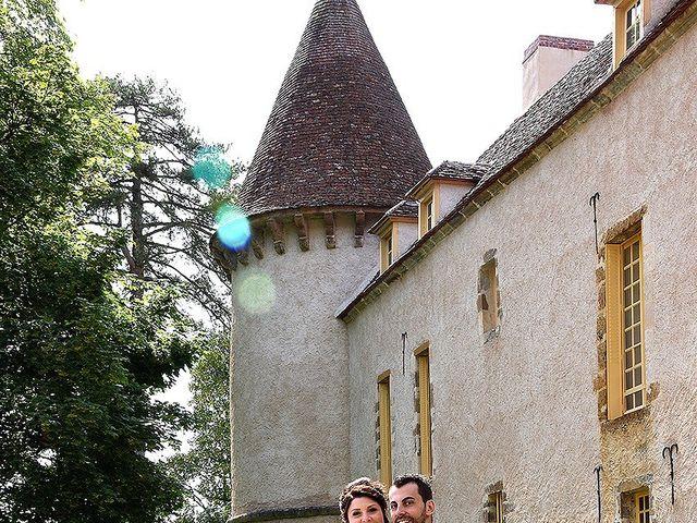 Le mariage de Aurélien et Allison à Bazoches, Nièvre 16