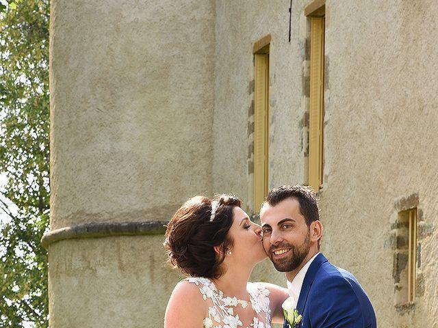 Le mariage de Aurélien et Allison à Bazoches, Nièvre 17