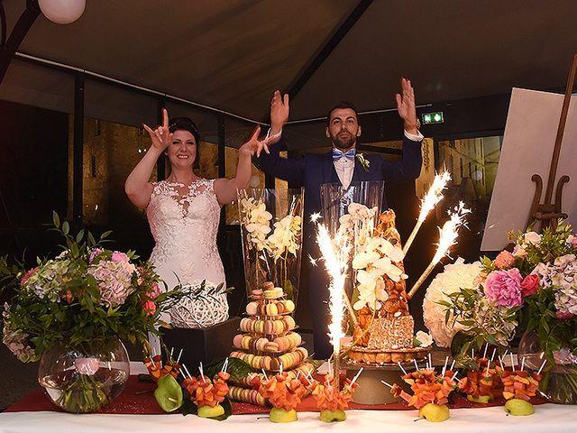 Le mariage de Aurélien et Allison à Bazoches, Nièvre 19