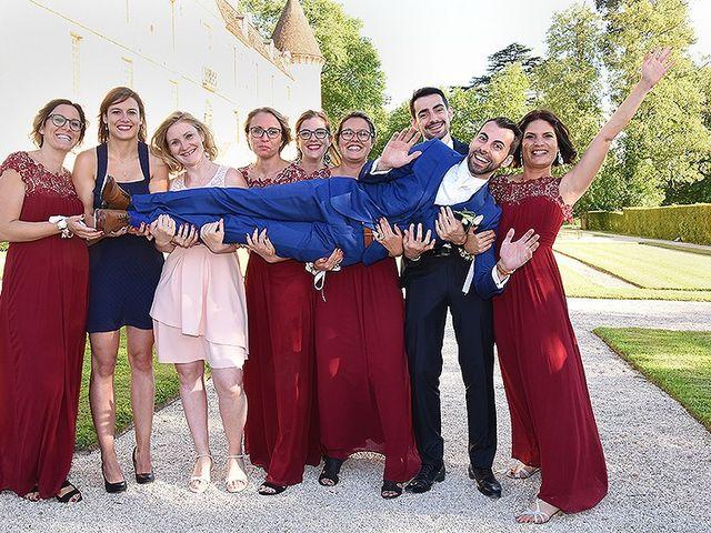 Le mariage de Aurélien et Allison à Bazoches, Nièvre 20
