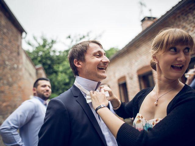 Le mariage de Thibaut et Aurélie à Artres, Nord 6