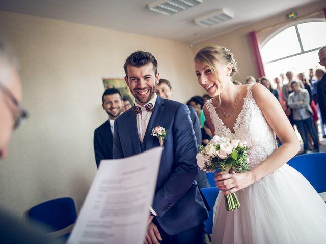 Le mariage de Thibaut et Aurélie à Artres, Nord 26