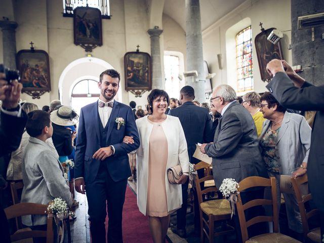 Le mariage de Thibaut et Aurélie à Artres, Nord 35