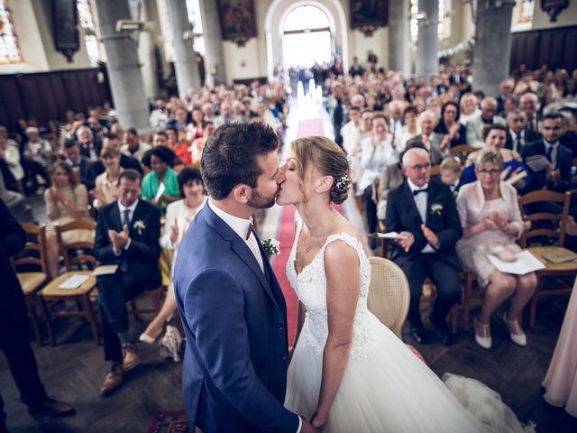 Le mariage de Thibaut et Aurélie à Artres, Nord 40