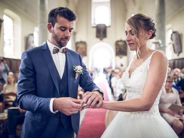 Le mariage de Thibaut et Aurélie à Artres, Nord 43