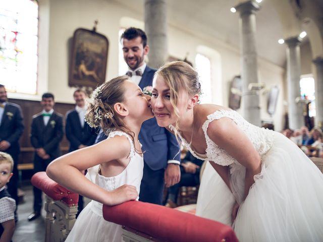 Le mariage de Thibaut et Aurélie à Artres, Nord 44