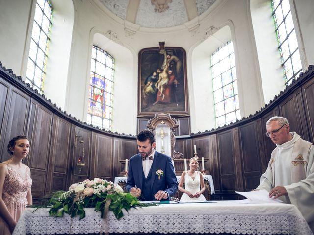 Le mariage de Thibaut et Aurélie à Artres, Nord 45