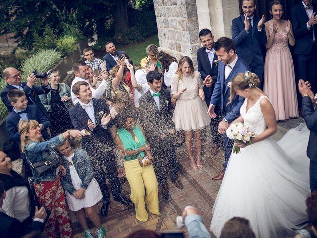 Le mariage de Thibaut et Aurélie à Artres, Nord 48
